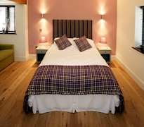 Double room at Blas Gwyr Guest House