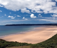 The Gower offers beautiful sandy beaches