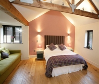 Double room at Blas Gwyr Bed & Breakfast