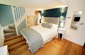 Our B&B rooms are spacious and comfortable