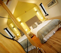 All our guest rooms are spacious and contemporary